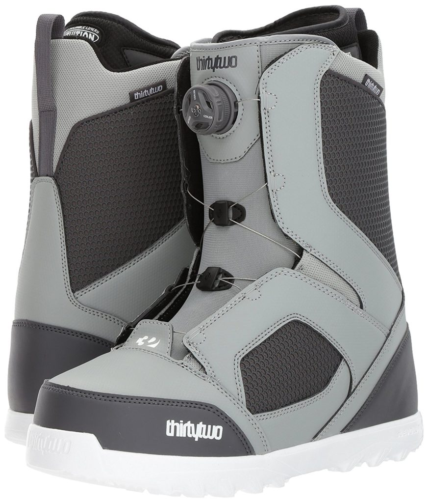 thirtytwo-stw-boa-snowboard-boot-best-cheap-mens-snowboard-boots