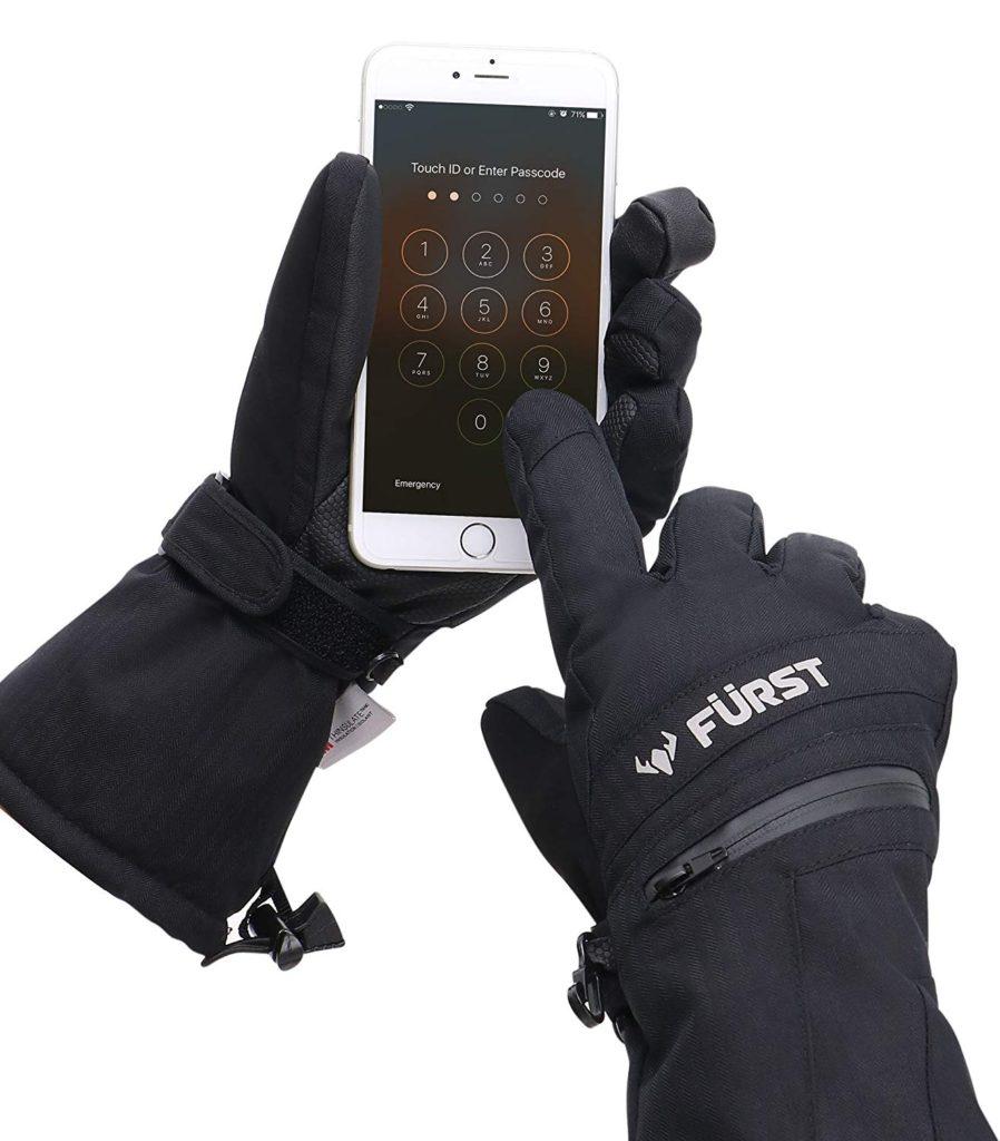 furst-mens-storm-touchscreen-winter-ski-gloves-scarf-set-best-cheap-mens-ski-gloves
