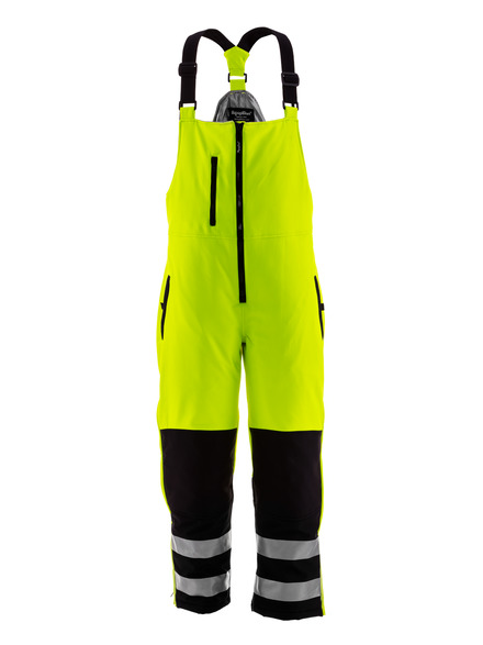 refrigiwear-mens-hivis-insulated-softshell-bib-overalls-best-cheap-mens-ski-bibs-and-overalls-under-150