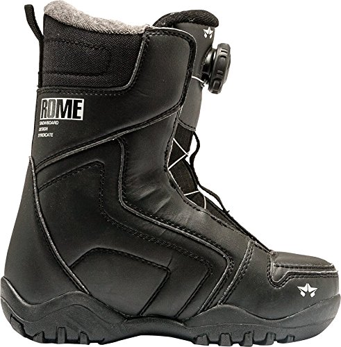 rome-snowboards-mini-shred-snowboard-boots-cheap-boys-snowboard-boots