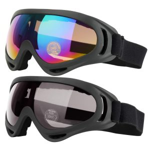 COOLOO Cheap Youth Snowboard Goggles