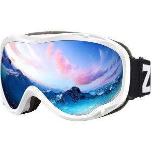 Zionor Lagopus Cheap Youth Snowboard Goggles