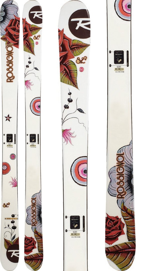 Rossignol S2 Skis Women's - Cheap Rossignol Skis