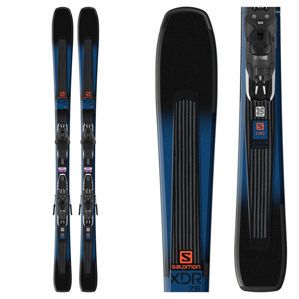 Salomon XDR 76 St Skis - Salomon Skis