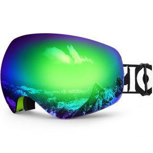 Zionor X10 Cheap Youth Snowboard Goggles