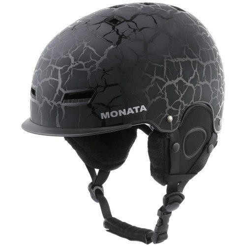 MONATA Adult Cheap Men's Ski Helmets