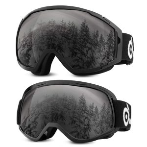 Odoland Cheap Youth Snowboard Goggles