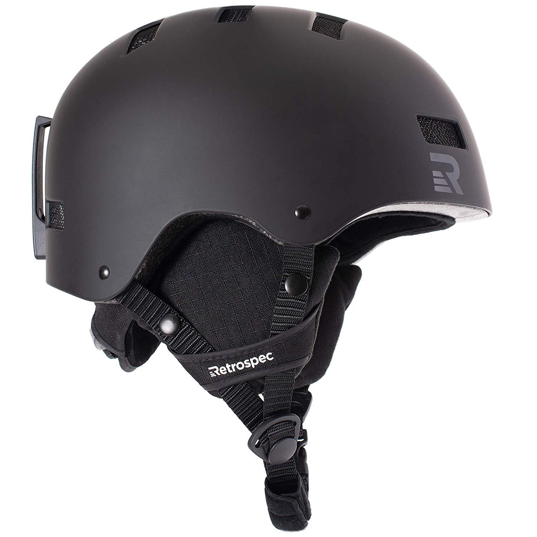 Retrospec Traverse H1Cheap Men's Ski Helmets