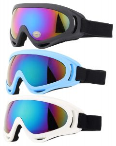 Yidomto Cheap Youth Snowboard Goggles