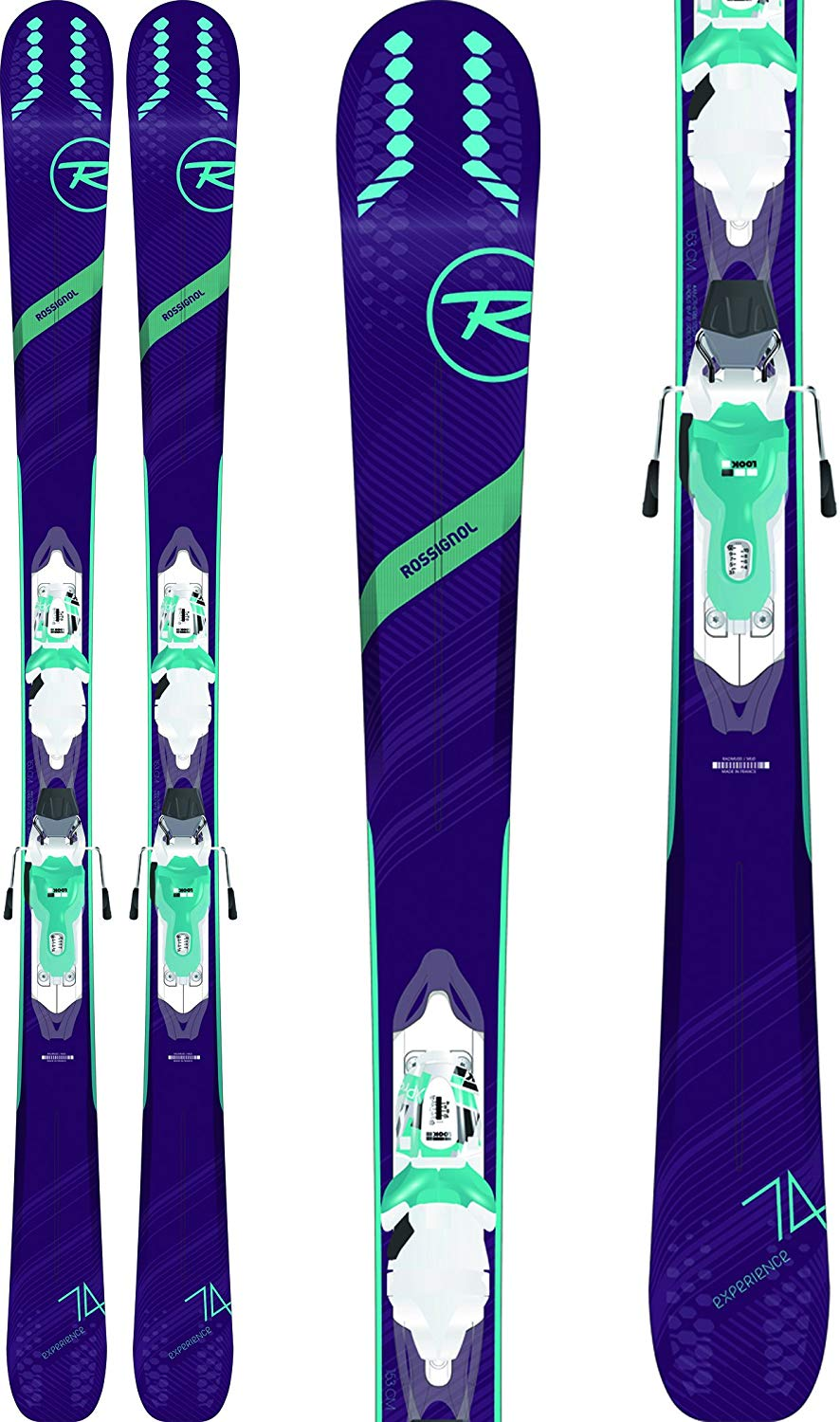 Rossignol Experience 74 Skis - Cheap Rossignol Skis
