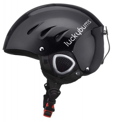 Lucky Bums Snow Sport Cheap Men's Ski Helmets