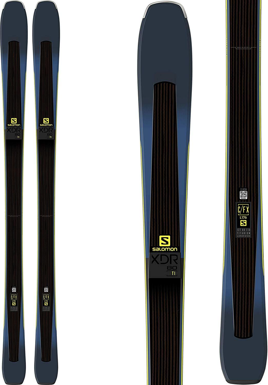 Salomon XDR 80 Ti Skis Men's - Salomon Skis