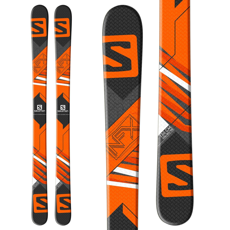 Salomon NFX Jr Skis - Salomon Skis