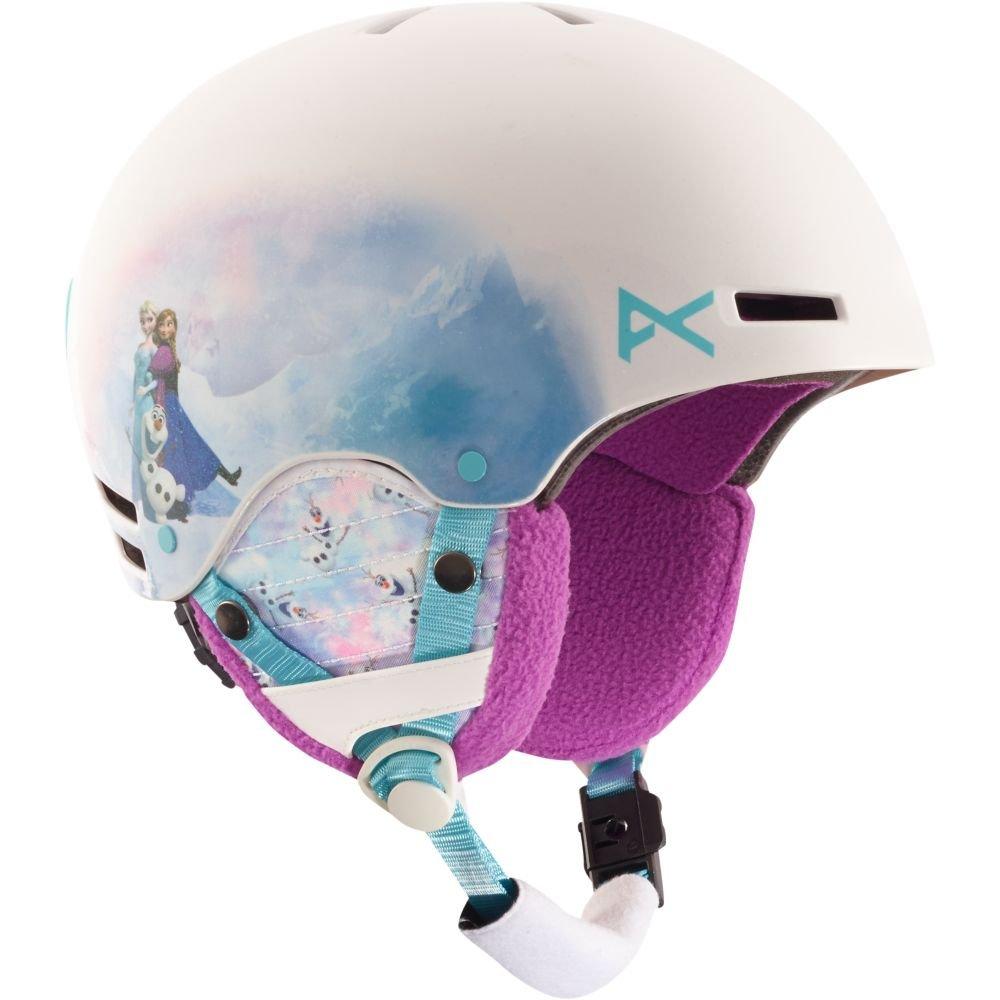 Anon Kid's Warm Rime Cheap Girls Ski Helmets