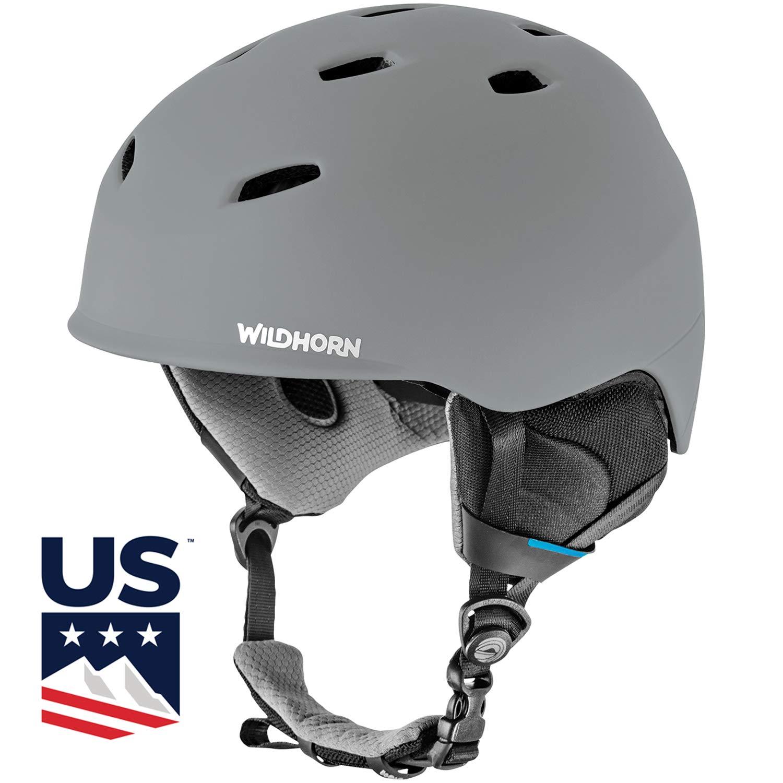 Wildhorn Outfitters'Drift Snowboard and SkiCheap Boys Helmets