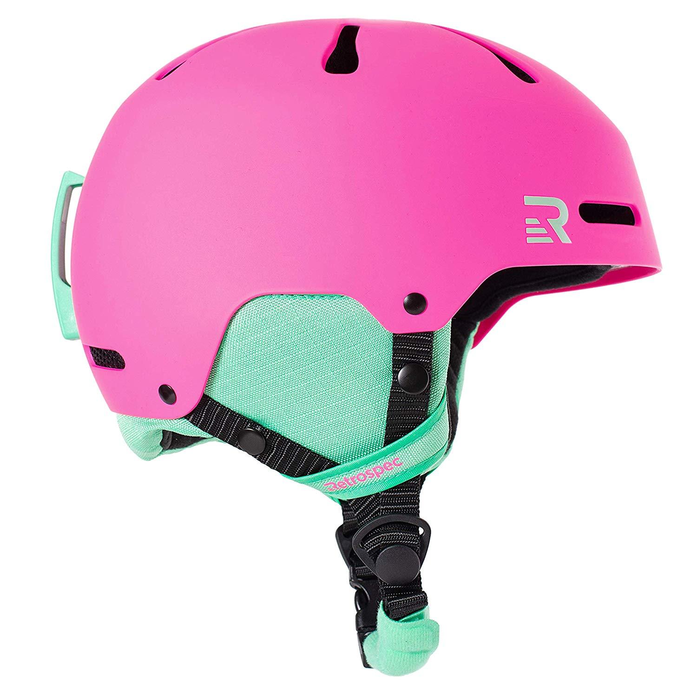 Retrospec Traverse H3 Youth Cheap Girls Ski Helmets