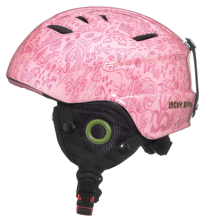 Lucky Bums Doodlebug Toddler Cheap Girls Ski Helmets