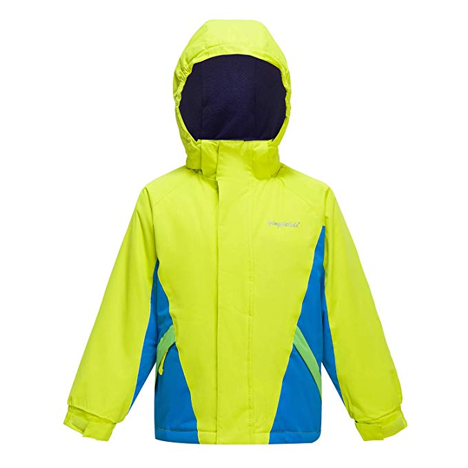YINGJIELIDE Boy's Waterproof Ski Jacket - Under $100
