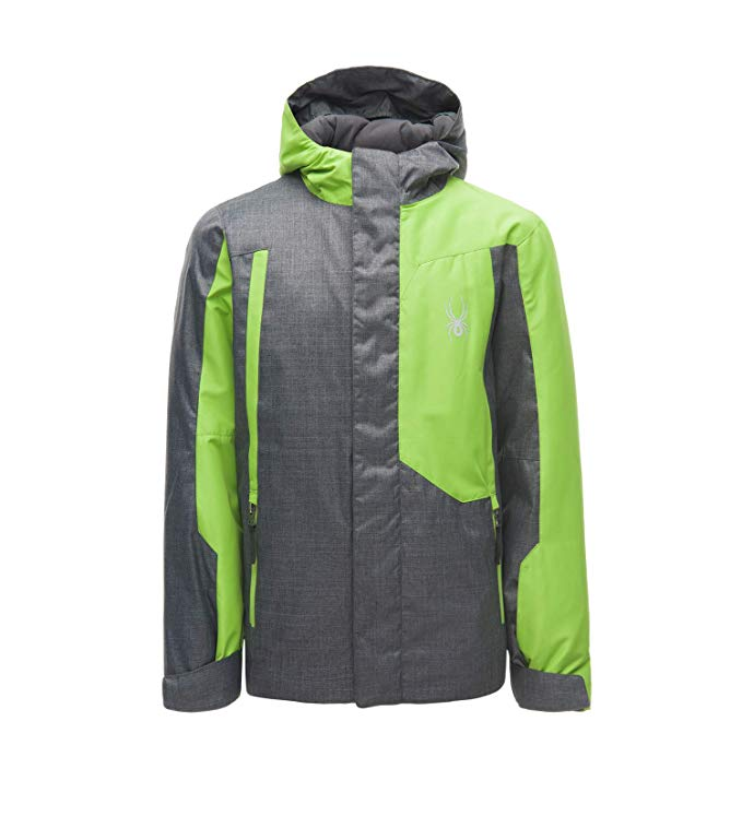 Spyder Boy's Flyte Ski Jacket - Under $100
