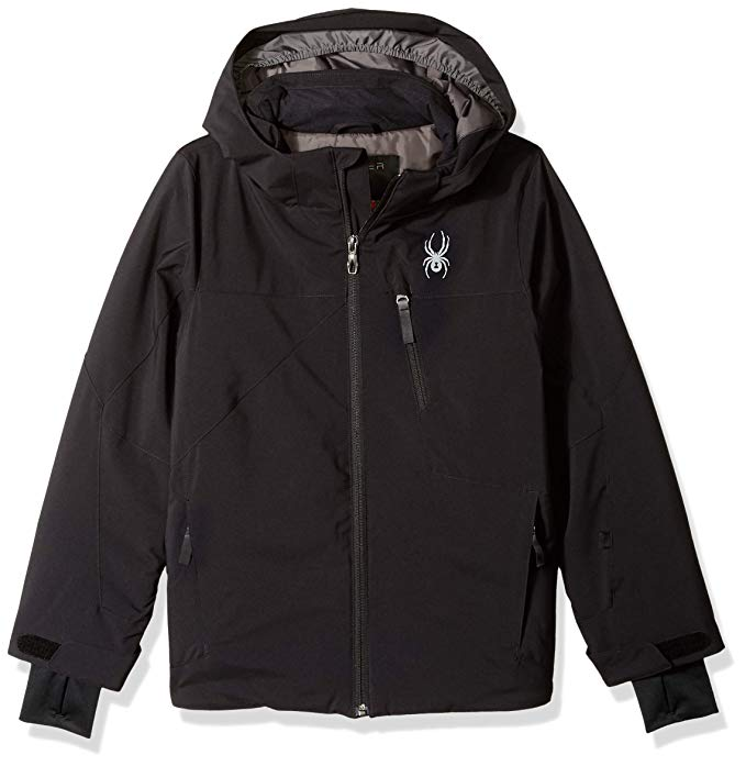 Spyder Boy's Ambush Ski Jacket - Under $100