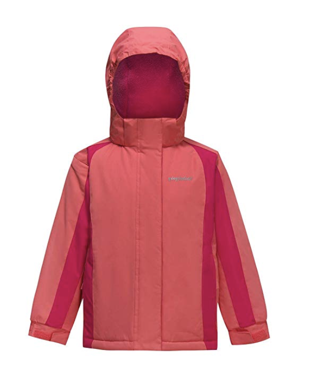Girls' Waterproof Ski Jacket by YINGJIELIDE - Under $100