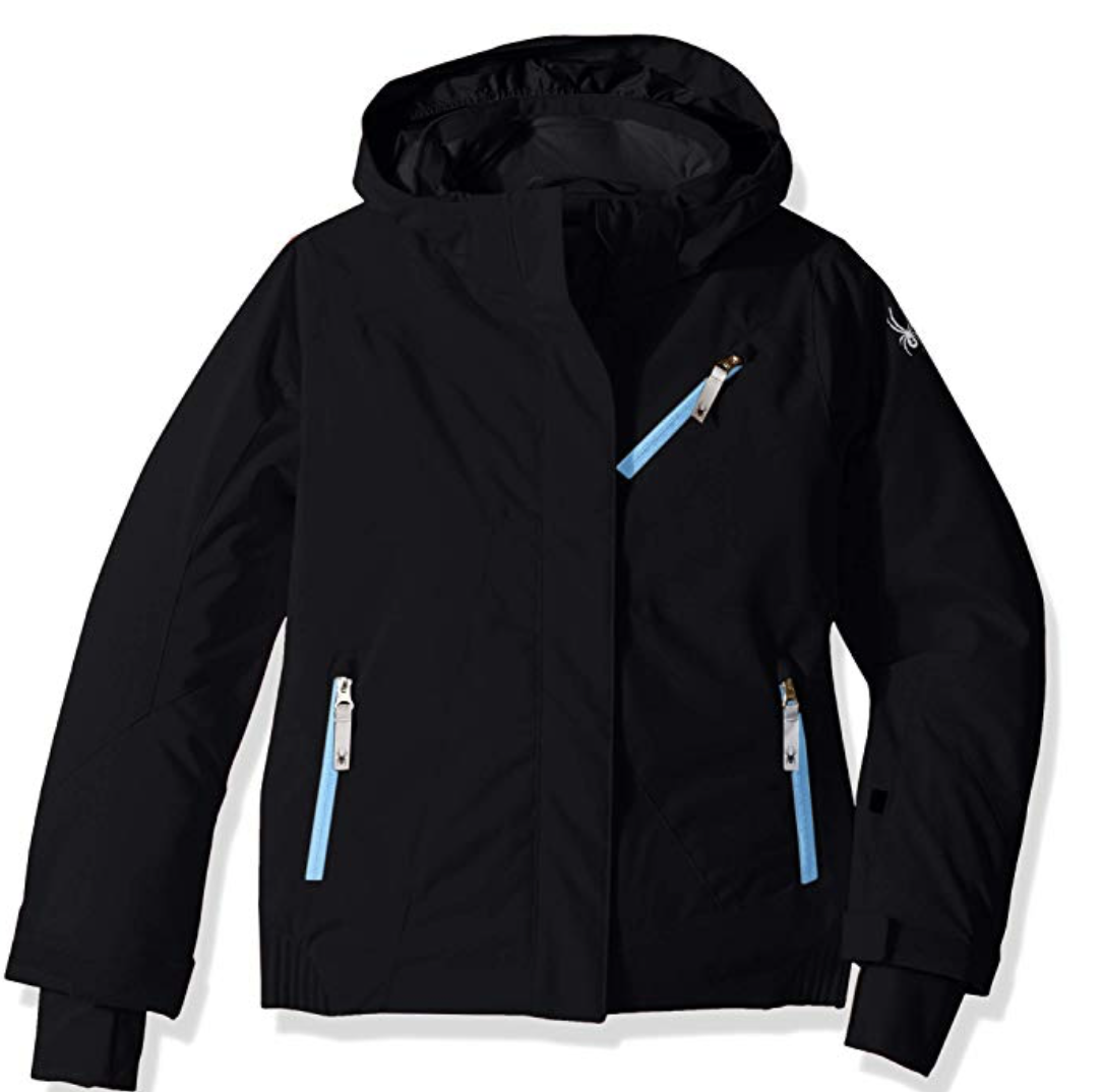 Spyder Lola Girls Ski Jacket - Under $100