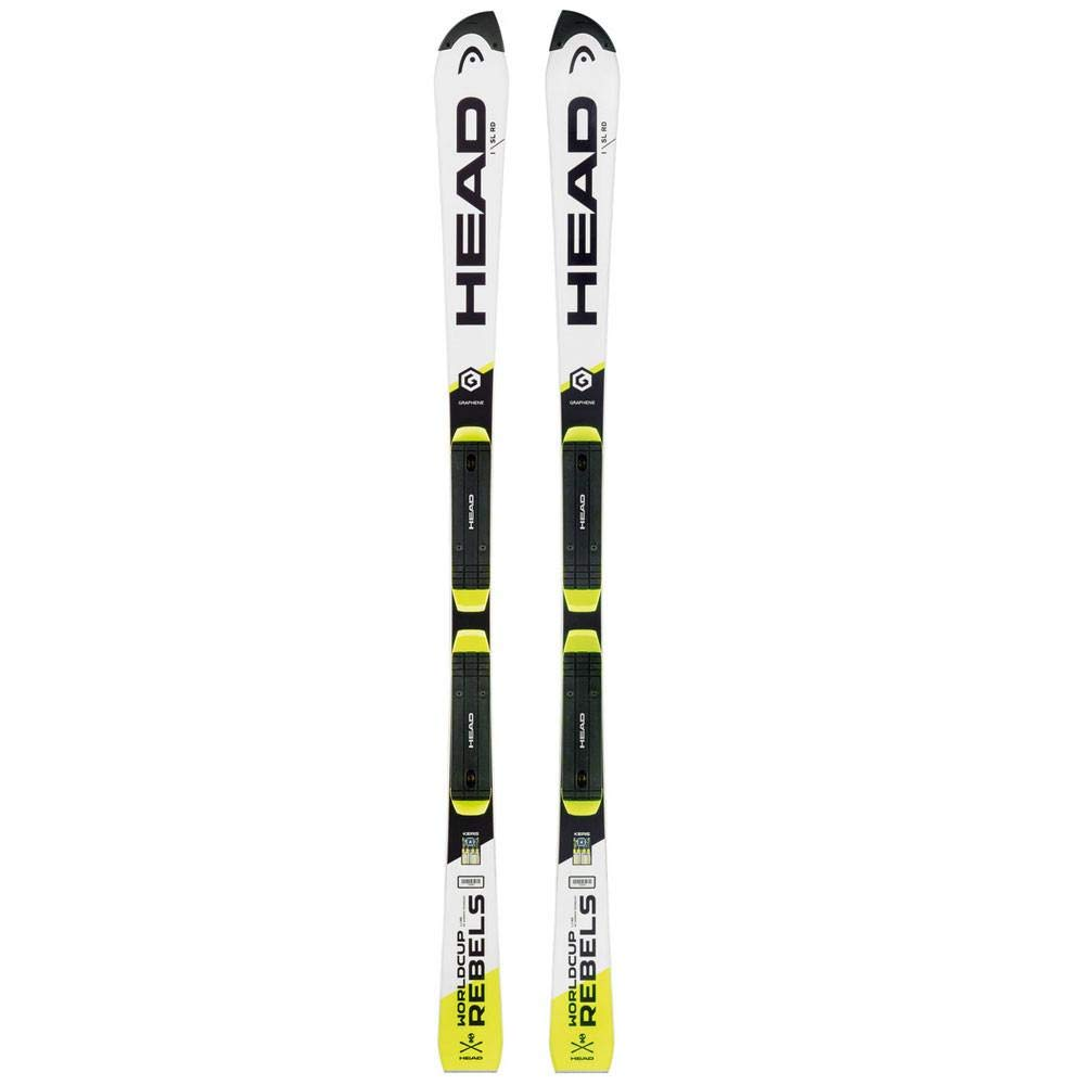 World Cup Rebels iSL Best Cheap Head Skis