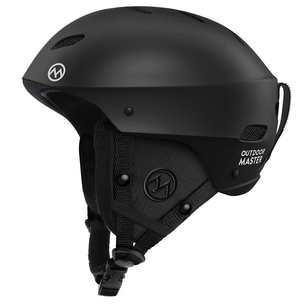 OutdoorMaster Kelvin Best Cheap Men's Snowboard Helmets