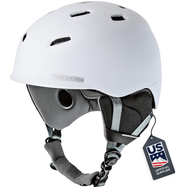 WildHorn Outfitters Drift Best Cheap Men's Snowboard Helmets