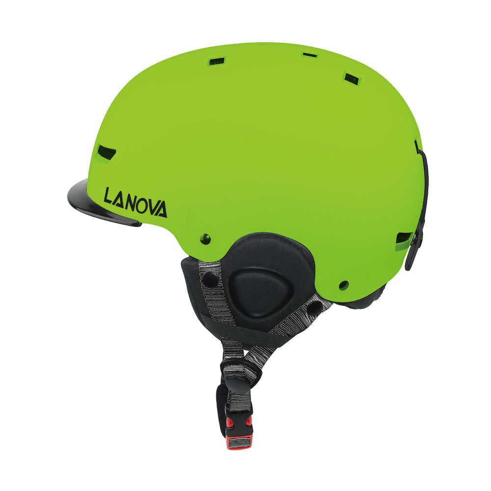 Lanovagear Boys Snowboard Helmet