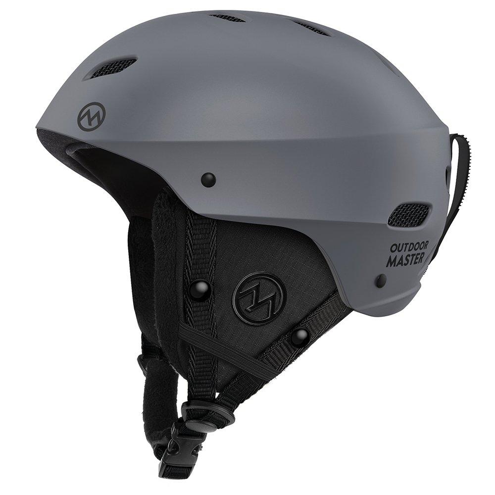 OutdoorMaster Kelvin BoysSki Helmet