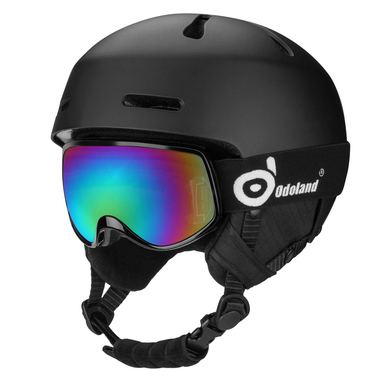 Odoland Boys Snowboard Helmet