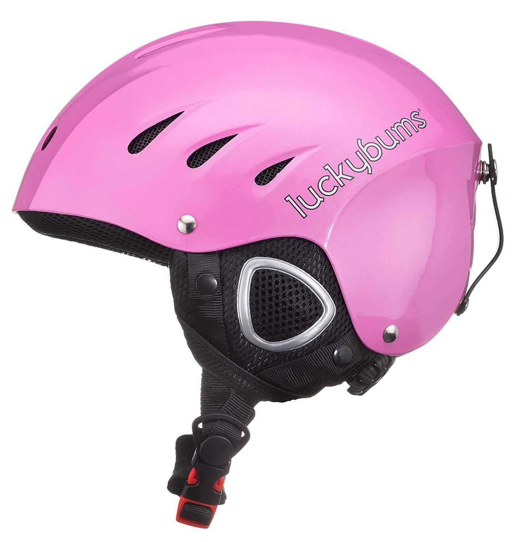 Lucky Bums Girls Snowboard Helmet
