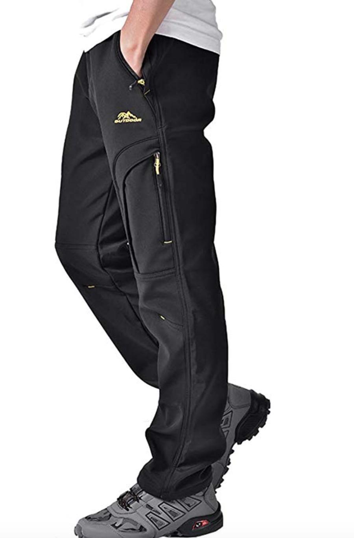 Outdoor Windproof Women's Ski Pants Under $150