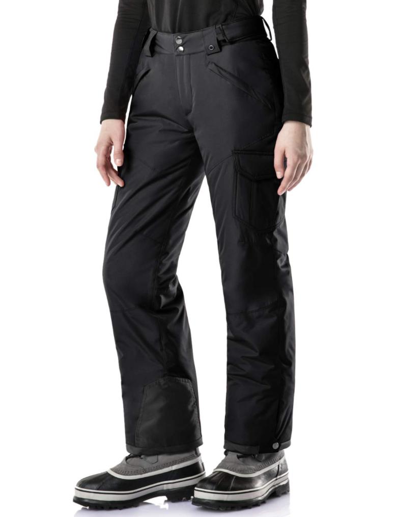 TSLA Women's Rip-Stop Snow Ski Pants Under $150