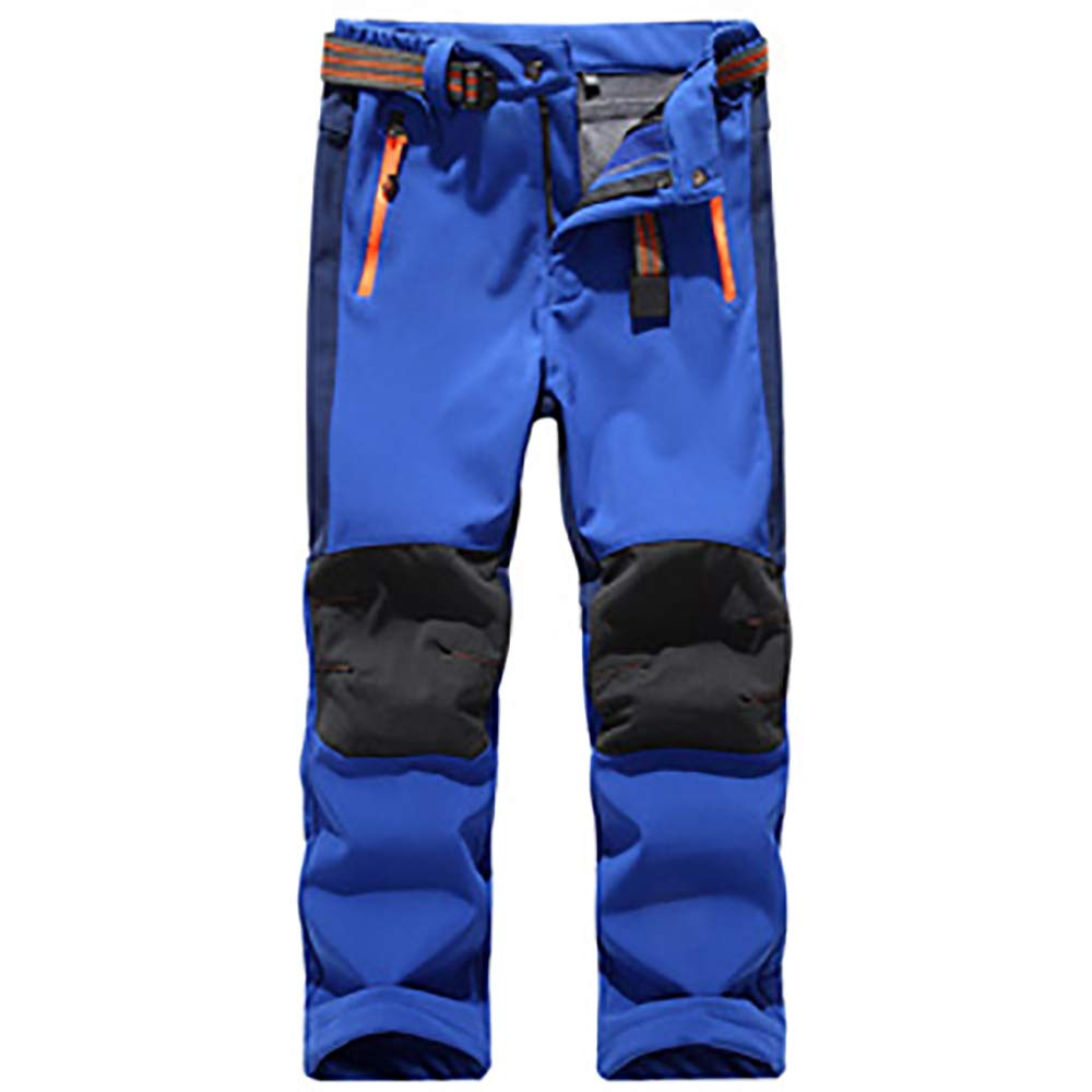 Asfixiado Kids Fleece Lined Cheap Boys Ski Pants Under ($100)