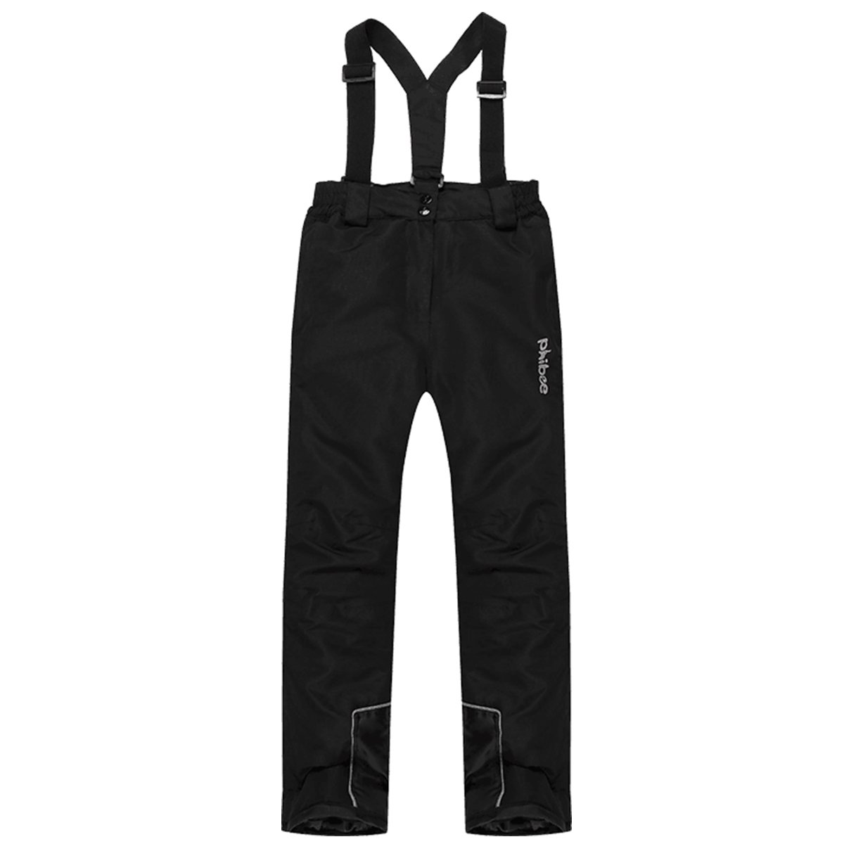 Phibee Boys' Waterproof Breathable Polyester Cheap Boys Ski Pants Under ($100)