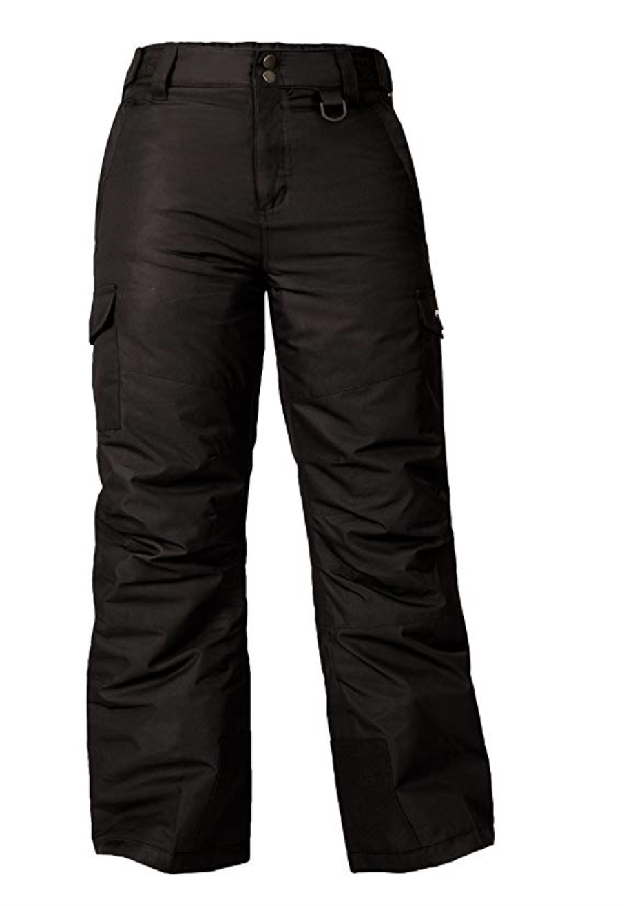 Arctix Kids Sports Cargo Cheap Boys Ski Pants Under ($100)