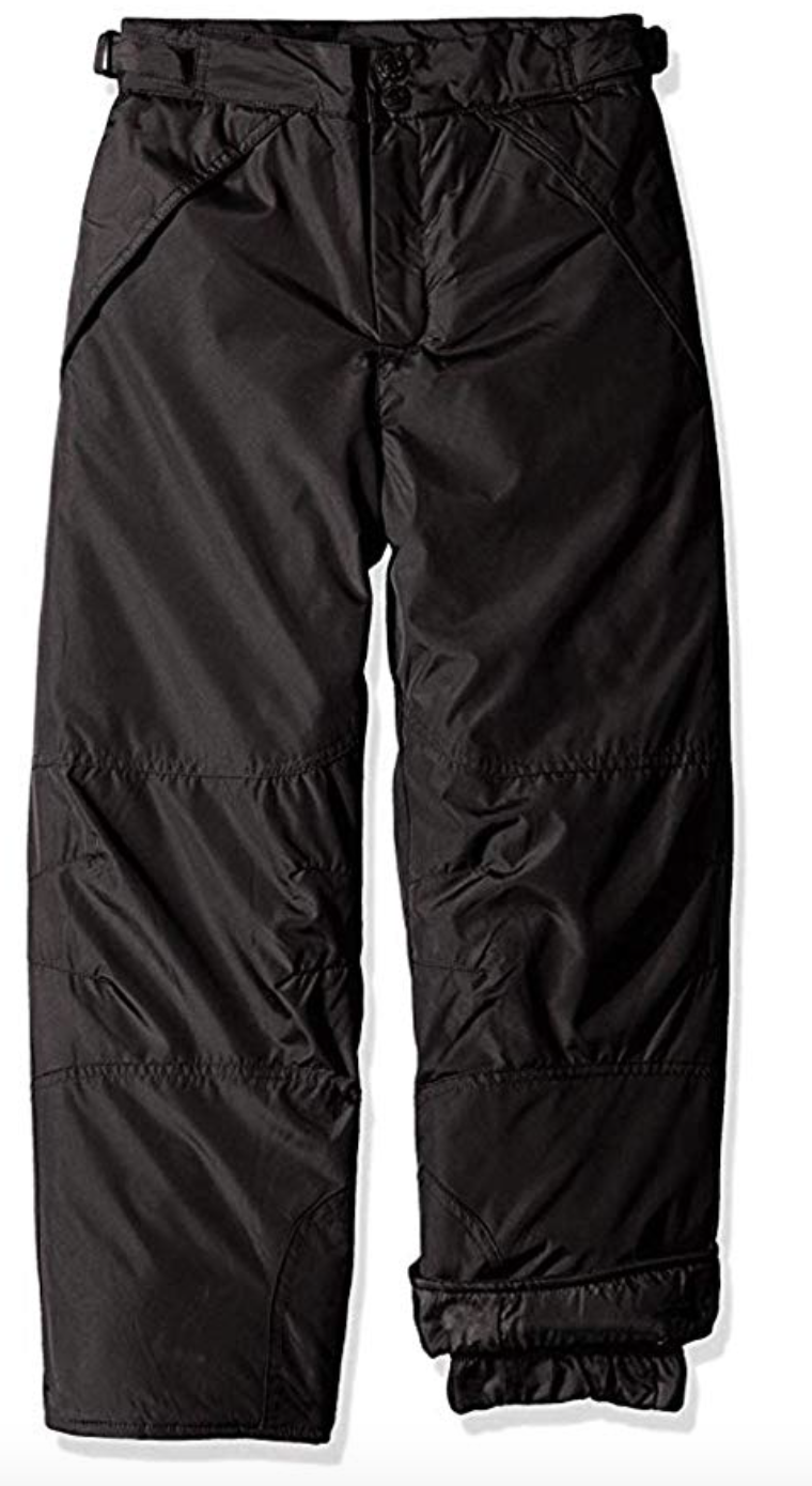 London Fog Boys' Big Classic Heavyweight Cheap Boys Ski Pants Under ($100)