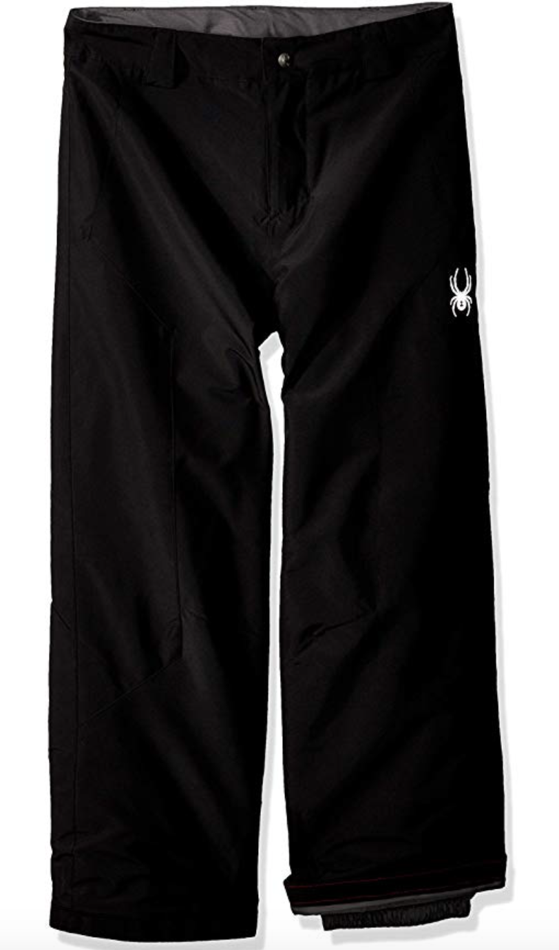 Spyder Boys' Siege Cheap Boys Ski Pants Under ($100)