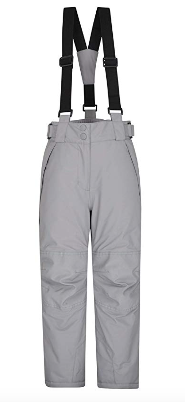 Mountain Warehouse Falcon Cheap Boys Ski Pants Under ($100)