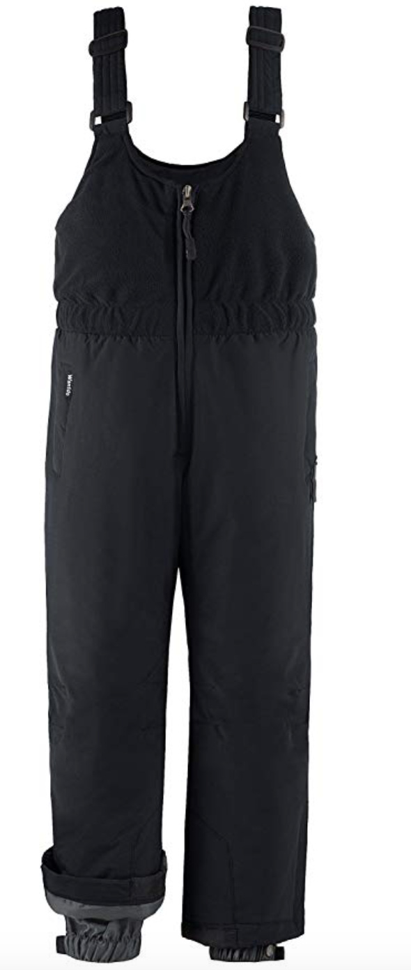 Wantdo Boy's Waterproof Bib Overalls Cheap Boys Ski Pants Under ($100)
