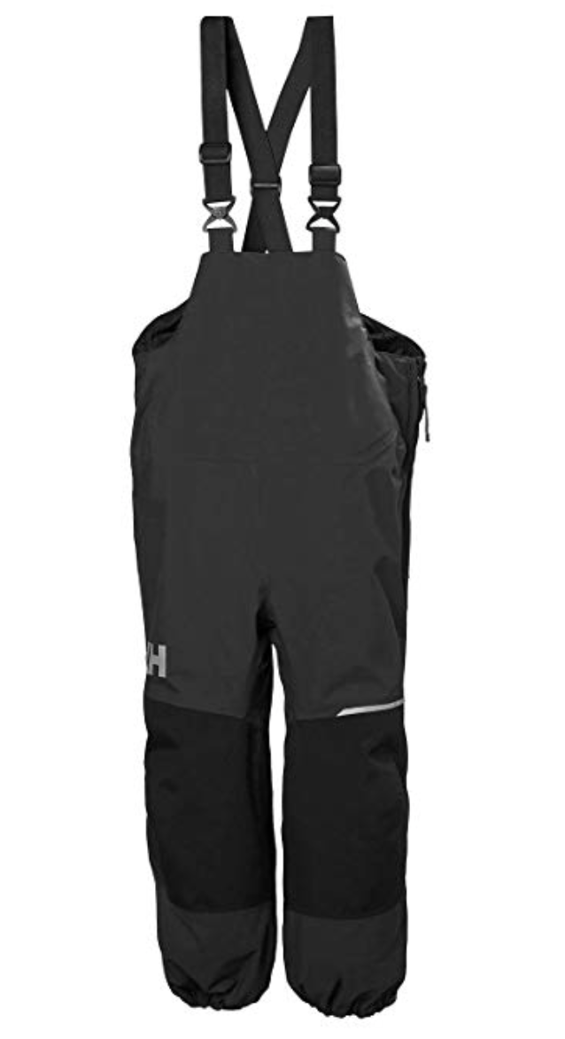 Helly Hansen Juniors Shelter 2 Waterproof Breathable Bib Pants Cheap Boys Ski Pants Under ($100)