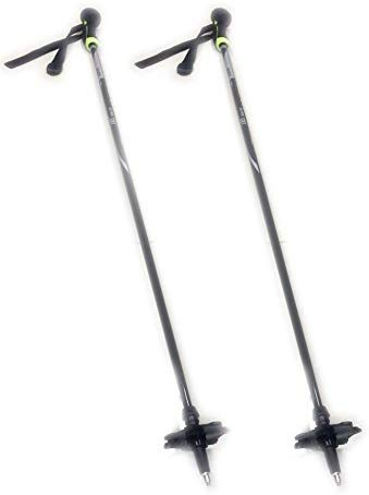 WINGET XA-50 Carbon Fiber Mountain Alpine Adult Ski Poles