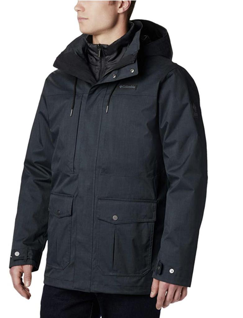 Men's Columbia Horizons Pine Interchange Ski Jacket