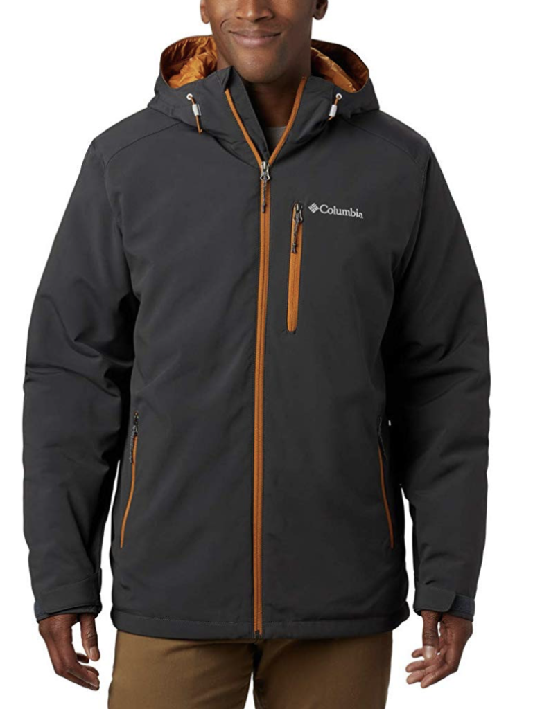 Men's Columbia Gate Racer Softshell Ski Jacket