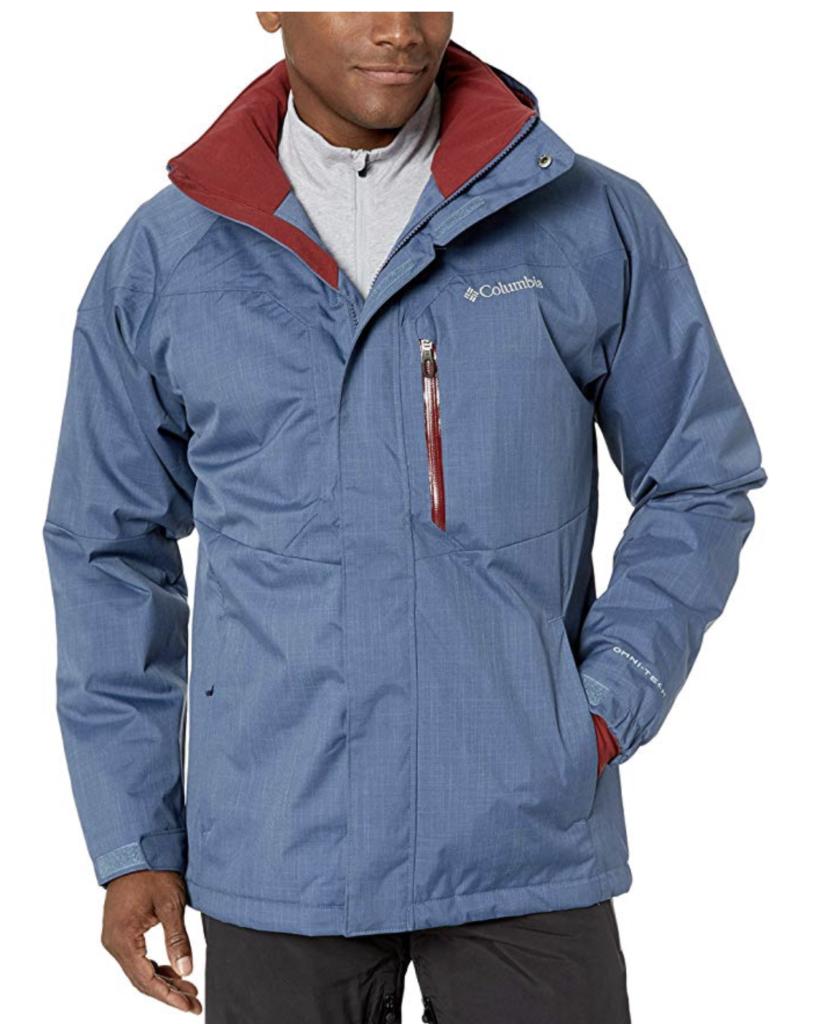 Men's Alpine Action Columbia Ski Jacket
