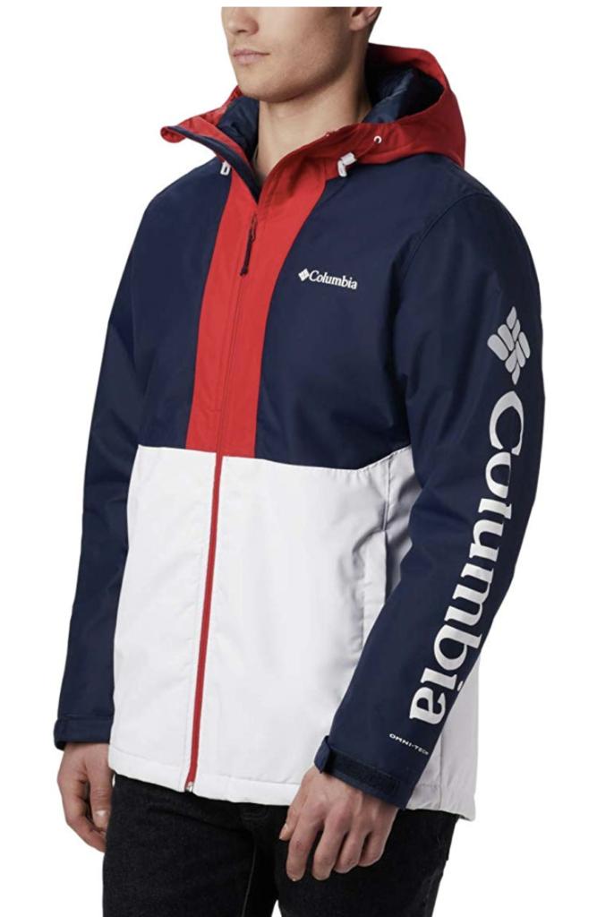 Men's Timberturner Columbia Ski Jacket