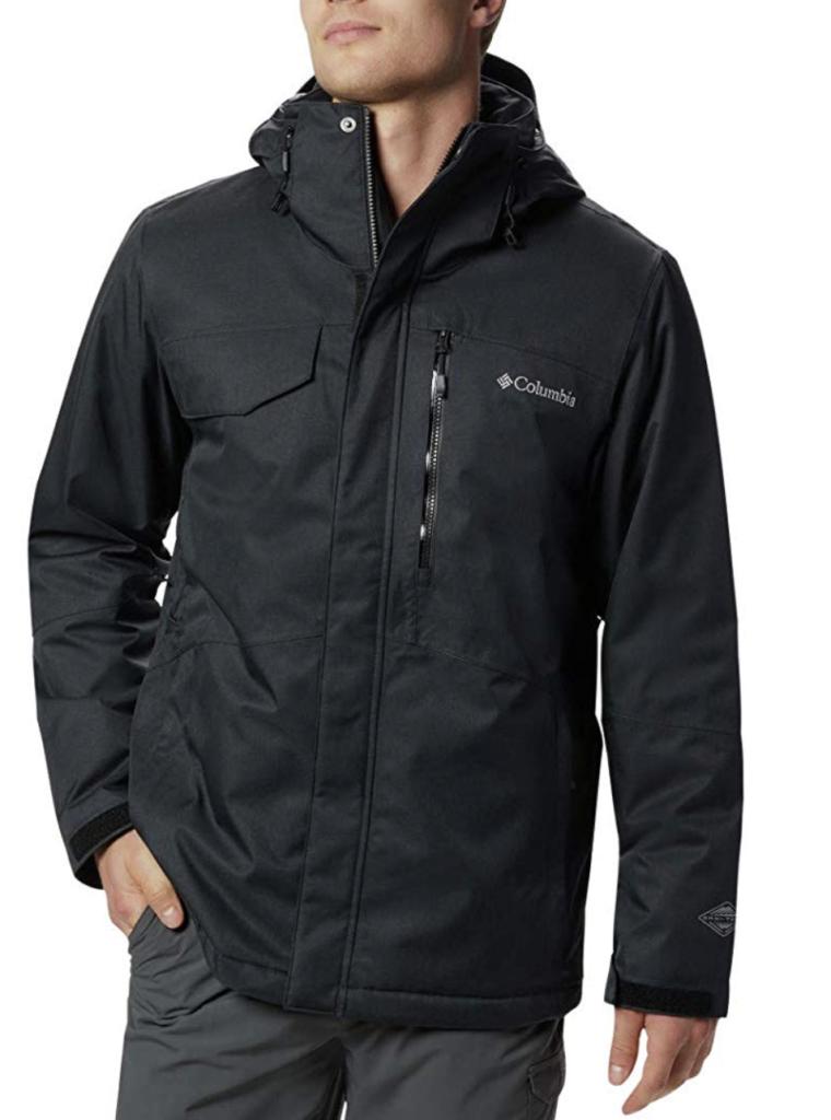 Men's Columbia Cushman Crest Ski Jacket