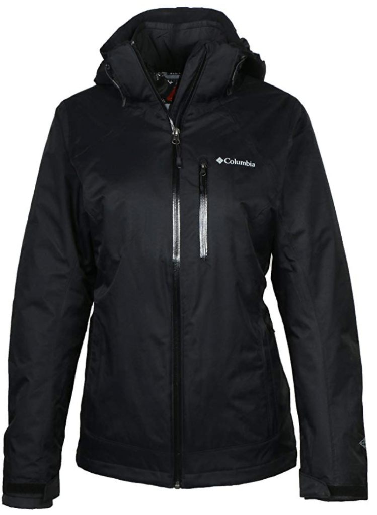 Women's Columbia Nordic Point II Ski Jacket